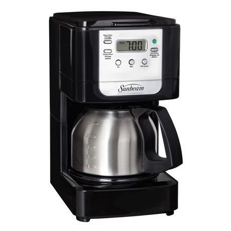 LiquidationMania Outlet & Online Auction up to 90 % OFF - New, Sunbeam programmable Coffeemaker ...